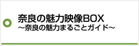奈良の魅力映像BOX~奈良の魅力まるごとガイド~